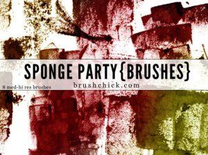 تجميعة Sponge party