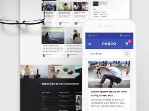 pasco website template 580x435
