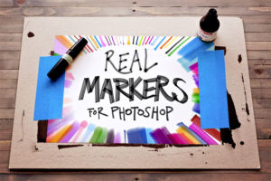 فرش Real markers