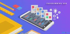 تحميل تطبيق programming hub المجانى الرائع لتعلم لغات البرمجة